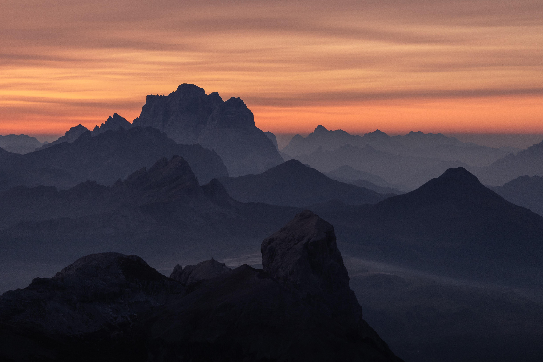 Puezgruppe, Wolkenstein in Gröden, Südtirol, Italien